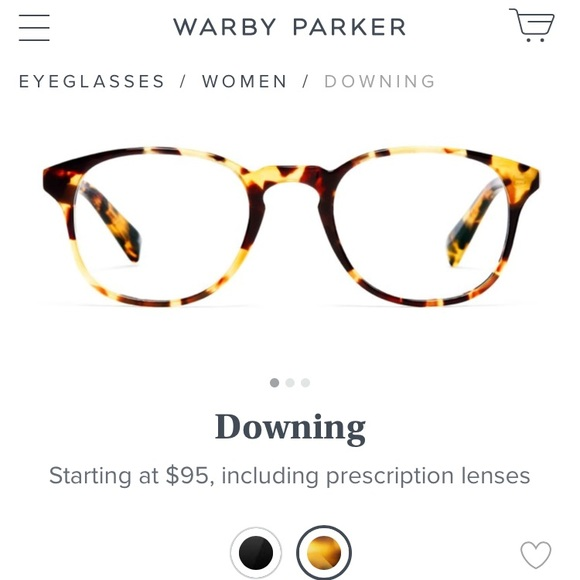 Warby Parker Accessories | Downing Glasses | Poshmark